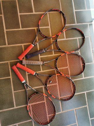 raquetas tenis buen estado