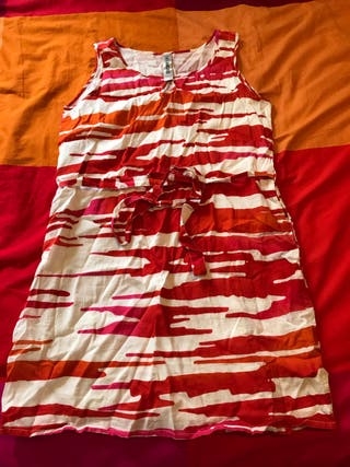 Vestido corto playero - sin uso