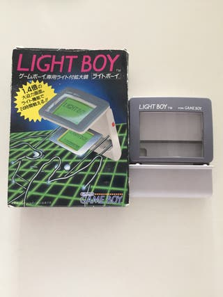 Light Boy Original de Game Boy