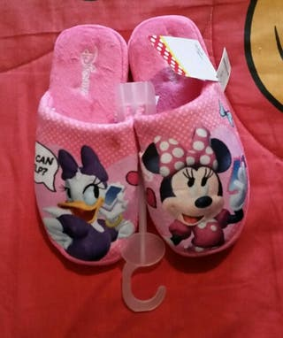 Zapatillas infantiles Mickey Mouse