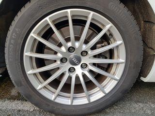 Llantas con gomas Audi 17 pulgadas