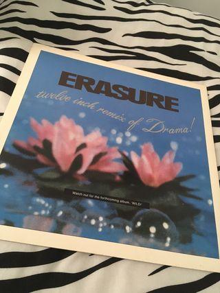 Erasure - Maxi - Drama ( twelve inch remix)