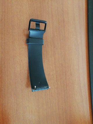 Correa Fitbit Versa XL Negra