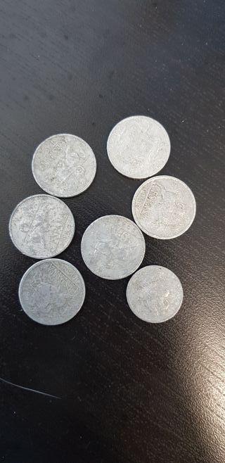 regalo monedas antiguas españolas