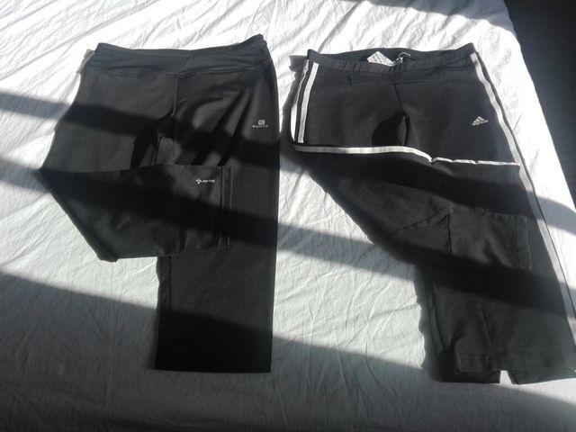 pantalones fitness Adidas