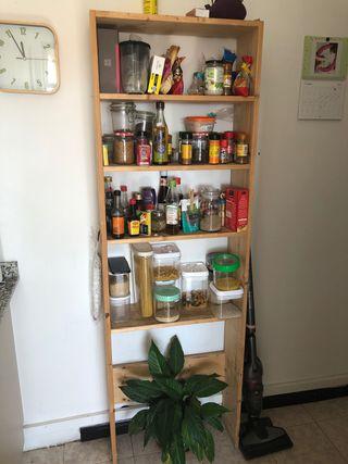 Mueble de cocina de segunda mano en Badalona en WALLAPOP