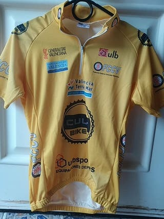 Maillot Ropa Ciclismo