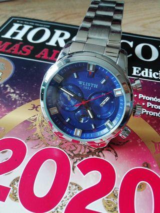 reloj de hombre... Marca : Wlisth