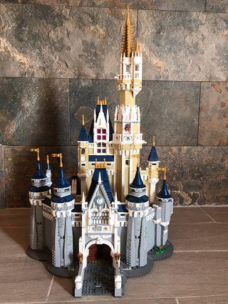 Castillo Lego Disney