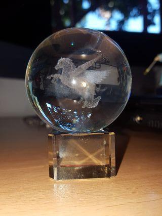 Bola de cristal Pegaso