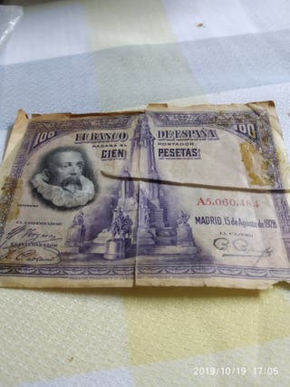 billete de gran valor