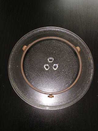 plato microondas