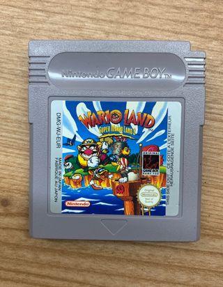 Warioland GameBoy