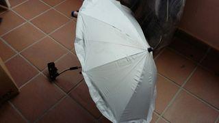 Sombrilla universal para silletas