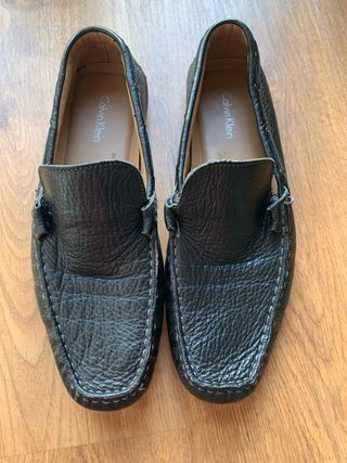 Seminuevos Zapatos Calvin Klein Hombre Piel T42