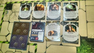 Cartas especiales de torneo Warhammer Underworlds