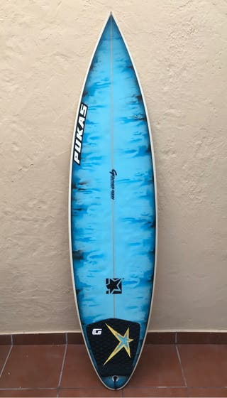 Tabla Surf Pukas 6,2""