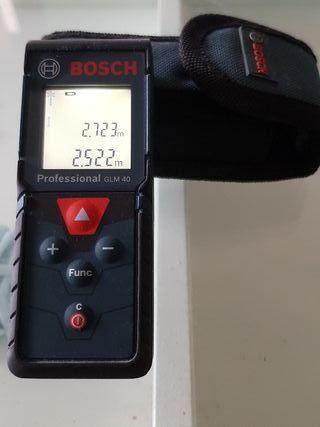 Medidor Bosch GLM40