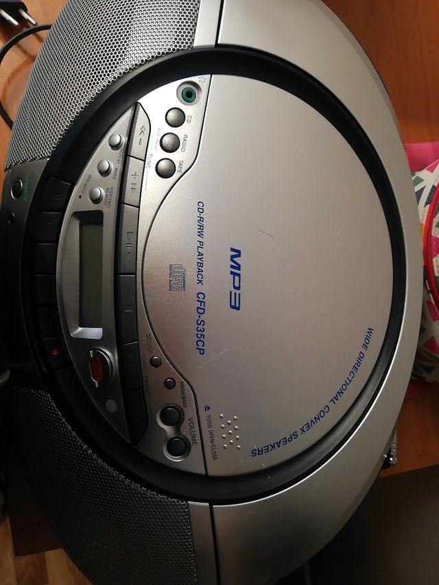 radiocaset