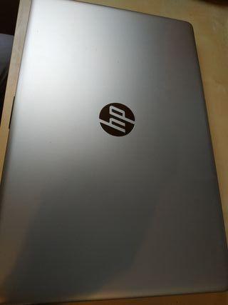 Ordenador Portátil HP en garantía