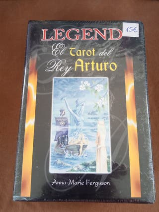 Legend. El tarot del rey Arturo