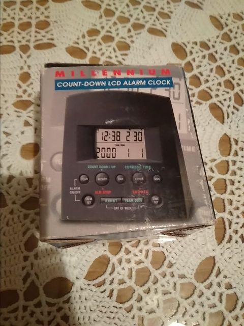 Reloj Alarma