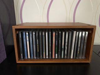 Estantería porta cds