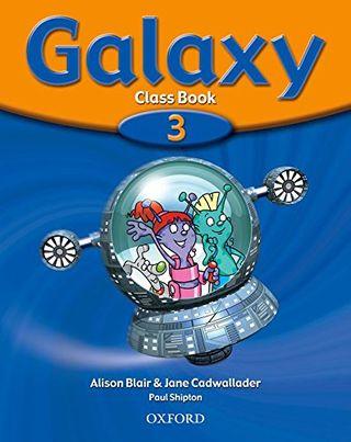 Galaxy 3 Class book