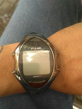reloj polar rs800cx
