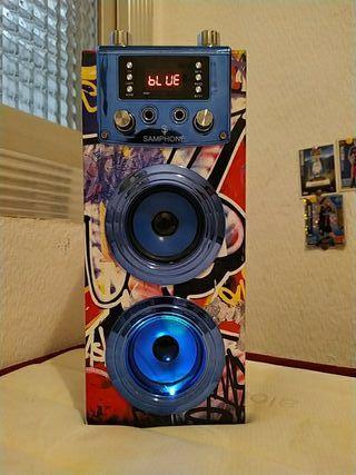 Altavoz Samphone