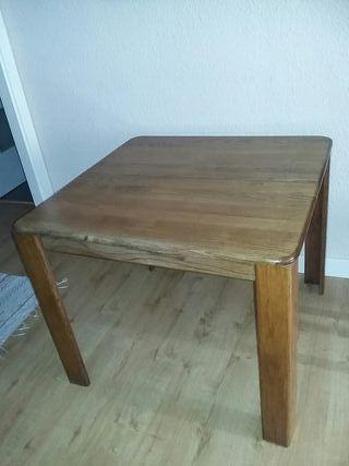 Mesa de madera (90×90)