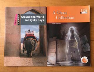 Pack Libros en Inglés nivel A1