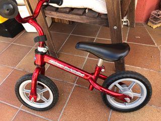 Bici chicco niño sin pedales