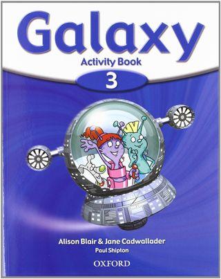 Galaxy 3 Activity Book