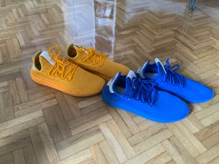 Zapatillas Adidas por Pharrell Williams talla 39