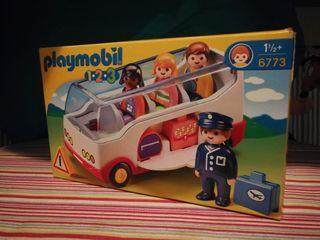 Autobus Playmobil 123