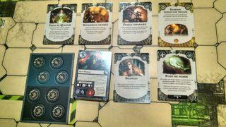 Cartas promoción Warhammer Underworlds