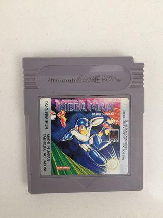 Mega Man para Game Boy