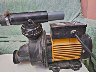 Bomba de agua Espa y motores jacuzzi