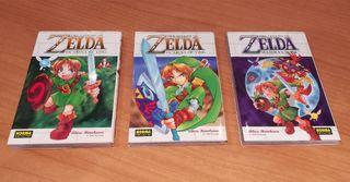 Pack 3 Comics The Legend of Zelda