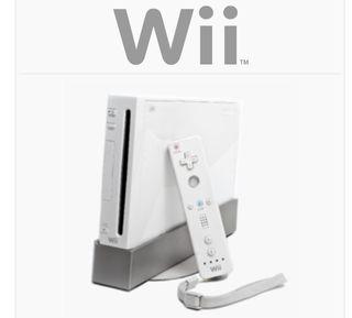 Conjunto Wii completisimo