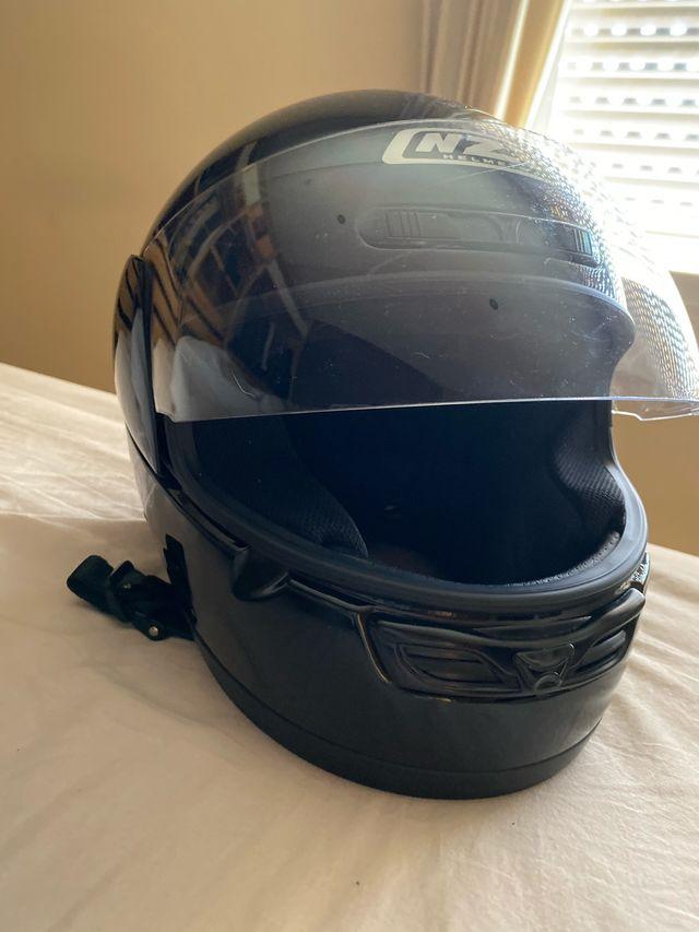 Casco integral para moto (Leer descripción)