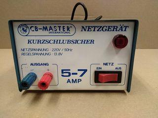 Fuente de alimentación / transformador 220v a 13.8