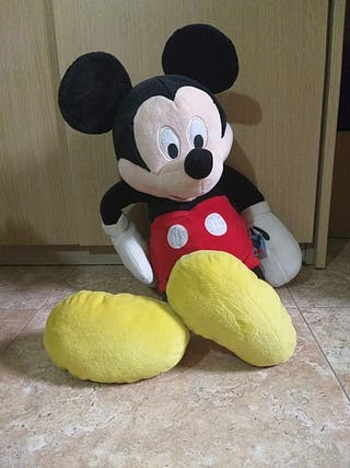 Muñecos mickey y minnie mouse