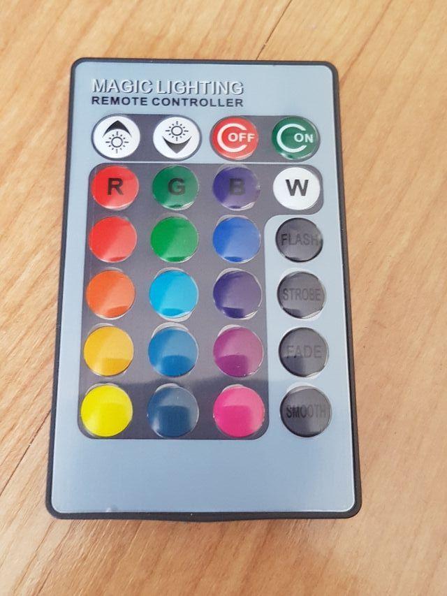 bombilla mando a distancia E14 nueva