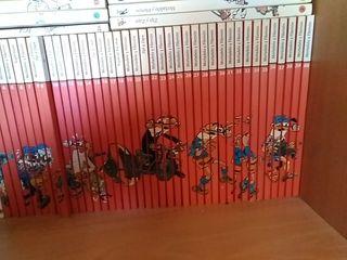 Colección de 40 comic español