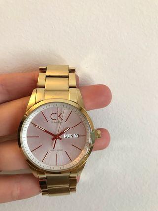Reloj Calvin Klein mujer/chica como nuevo