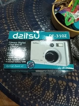 cámara digital dsitsu DF -310z