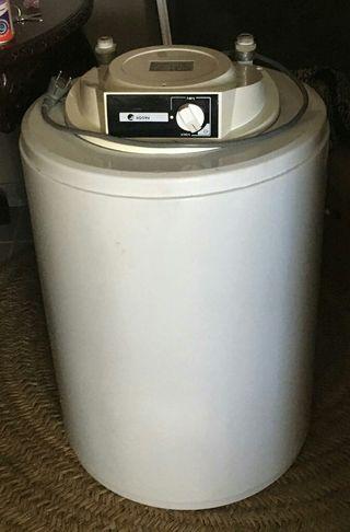 caoentador agua electrico