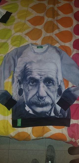 sudadera Einstein